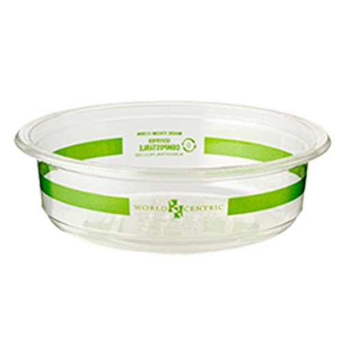World-Centric-Clear-Round-Deli-Container-8-oz-DC-CS-8