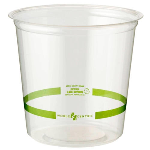 World-Centric-Clear-Round-Deli-Container-24-oz-DC-CS-24