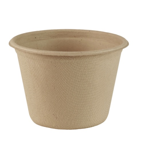 World Centric Fiber Souffle / Portion Cup - 4 oz - CU-SC-U4
