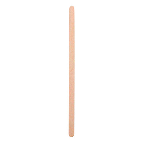 "PacknWood Wood Coffee Stirrer - 7.1"" - 210SPATB18"