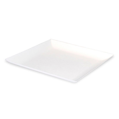 "PacknWood Sugarcane Square Plate - 7"" - 210BCHIC180"