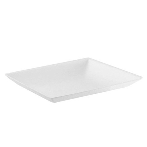 "PacknWood Sugarcane Square Plate - 4.3"" - 210BCHIC1111"