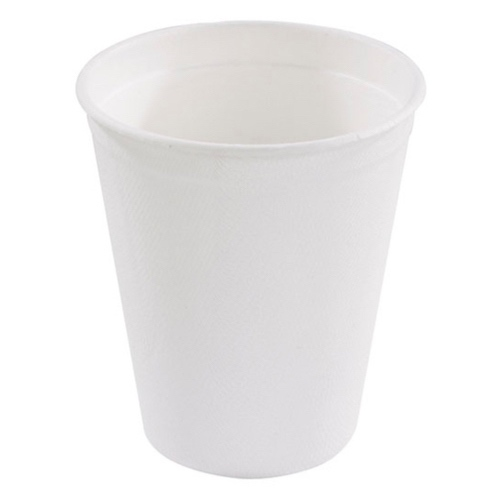 "PacknWood Sugarcane Portion Cup - 8 oz - 3.15"" - 210GPU8"