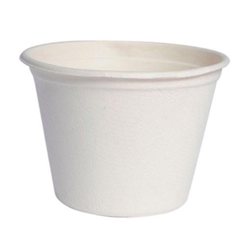 PacknWood Sugarcane Portion Cup - 4.7 oz - 210GPU140