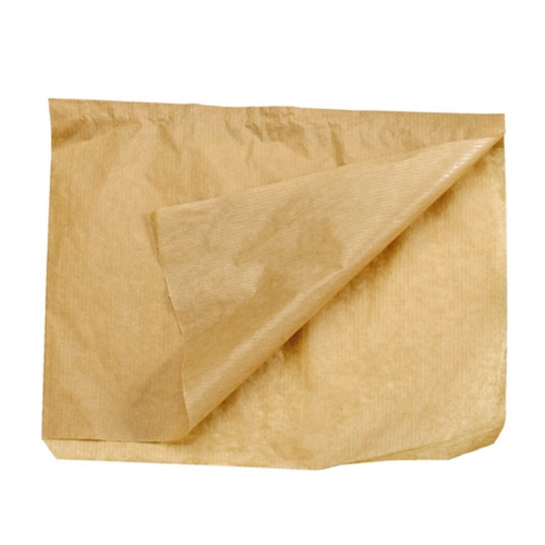 "PacknWood Paper Kraft 2 Side Open Bag - 9.4"" x 9.4"" - 210PAPOK24"