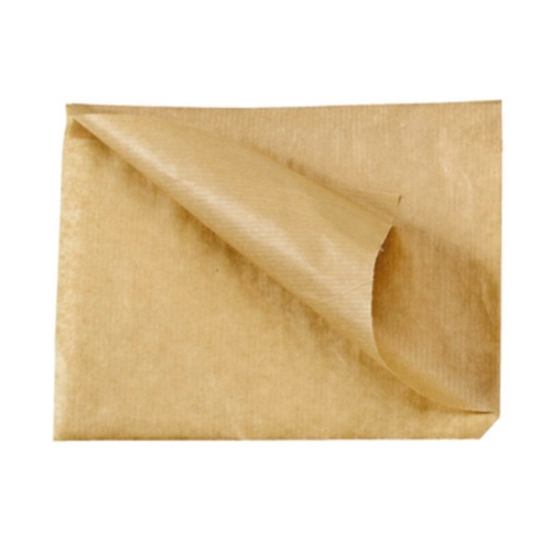 "PacknWood Paper Kraft 2 Side Open Bag - 6.5"" x 6.5"" - 210PAPOK17"