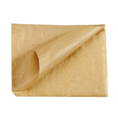 "PacknWood Paper Kraft 2 Side Open Bag - 4.3"" x 4.3"" - 210PAPOK11"