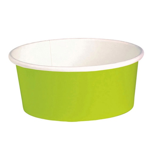 "PacknWood Paper Green Buckaty Container - 24 oz - 5.9"" - 210PC750V"