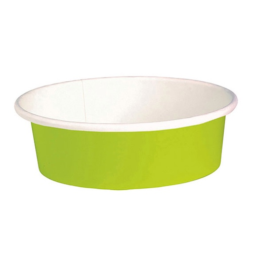 "PacknWood Paper Green Buckaty Container - 20 oz - 5.9"" - 210PC580V"