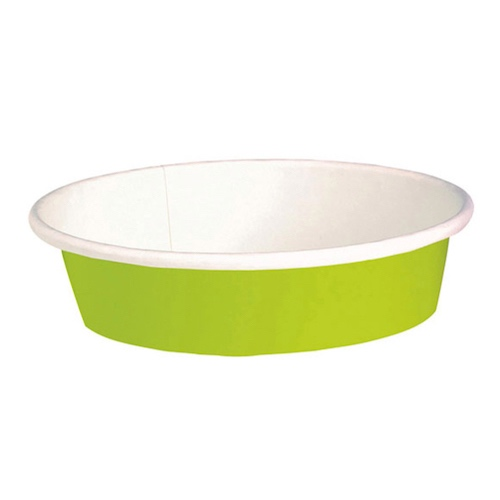 "PacknWood Paper Green Buckaty Container - 16 oz - 5.9"" - 210PC480V"