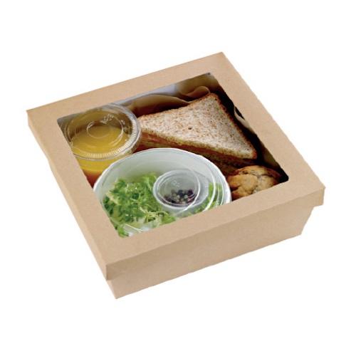 PacknWood Kraft Window Box Set - KRAY228