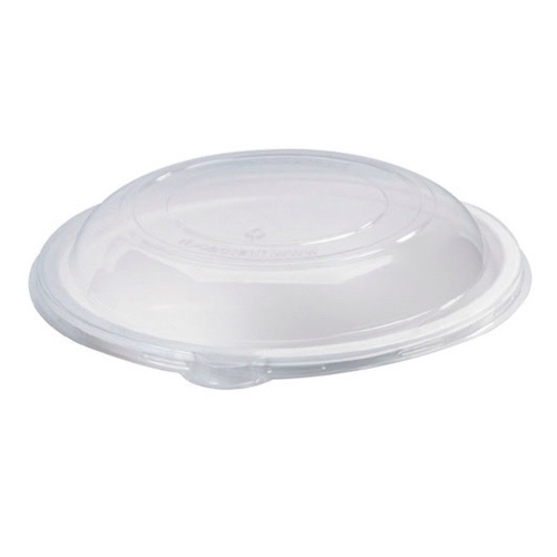 PacknWood Clear Dome Lid for Bowl - 80 oz - 210APUL26L