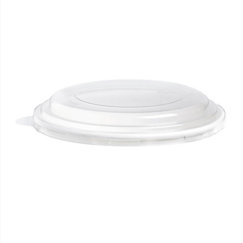 PacknWood Clear Dome Cold Lid for Buckaty Container - 150mm - 210PCL1000L