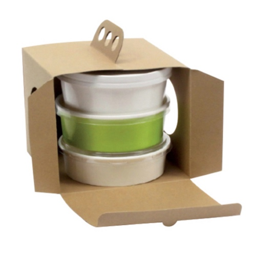 Biodegradable Specialty Containers