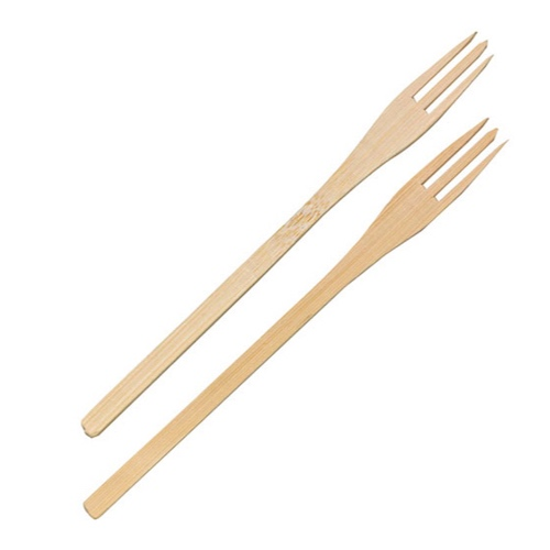 "PacknWood Bamboo Trident Fork - 5.5"" - 209BBTRID5"