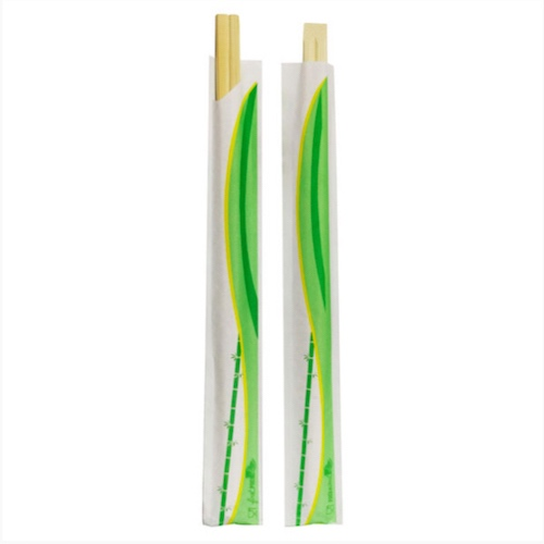 "PacknWood Bamboo Pair Chopstick - 9.5"" - 209BBBAG"