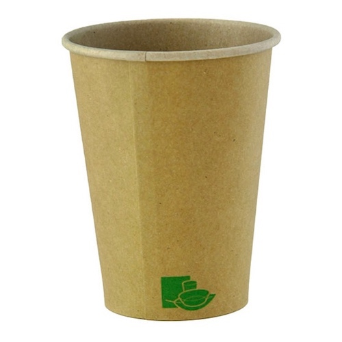 PacknWood Paper Kraft Zen Cup - 16 oz - 210GCZEN16