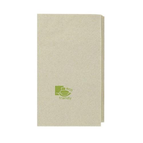"PacknWood Paper Kraft Napkin 2-Ply - 15"" x 15"" - 210SEC41412P"