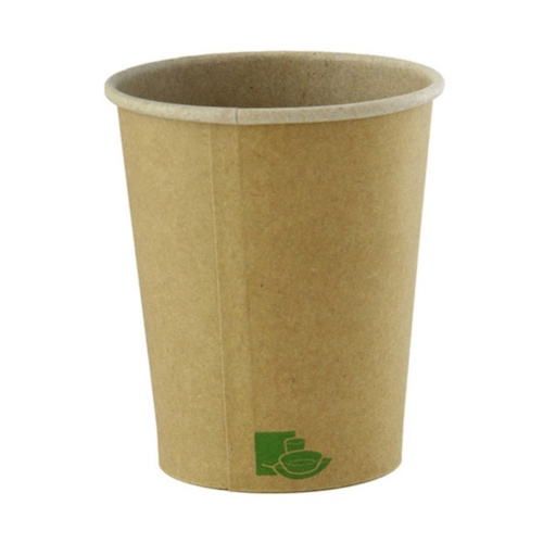 PacknWood Paper Kraft Zen Cup - 10 oz - 210GCZEN10