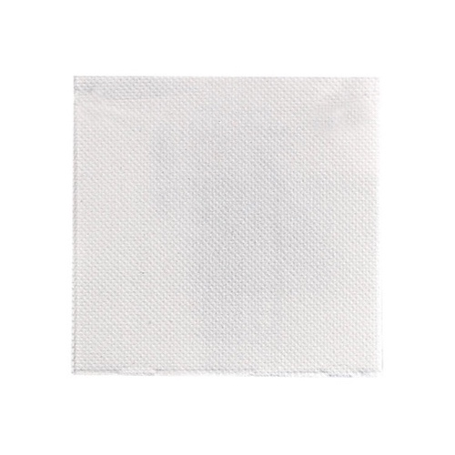 """PacknWood Paper White Napkin 2-Ply - 15"""" x 15"""" - 210SMP3838BL2"""