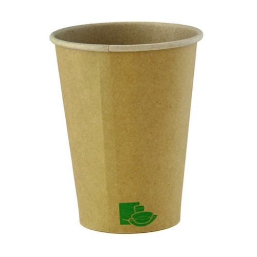 PacknWood Paper Kraft Zen Cup - 12 oz - 210GCZEN12