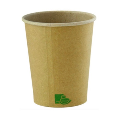 PacknWood Paper Kraft Zen Cup - 8 oz - 210GCZEN8