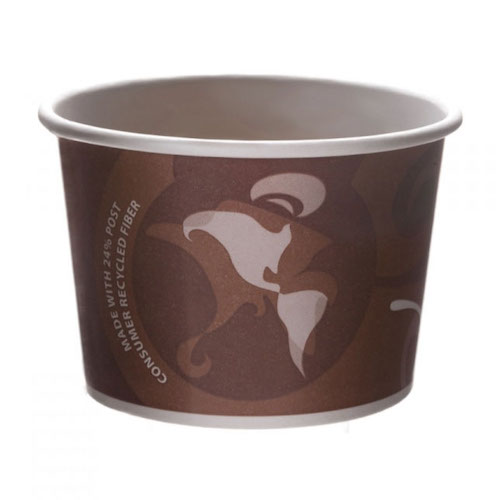 Eco-Products PCF Evolution World Container - 16 oz - EP-BRSC16-EW