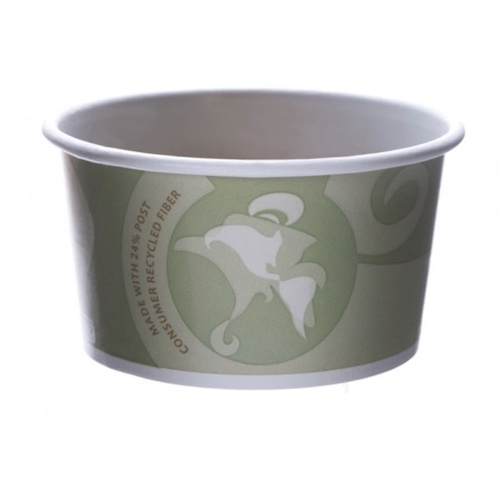 Eco-Products PCF Evolution World Container - 12 oz - EP-BRSC12-EW