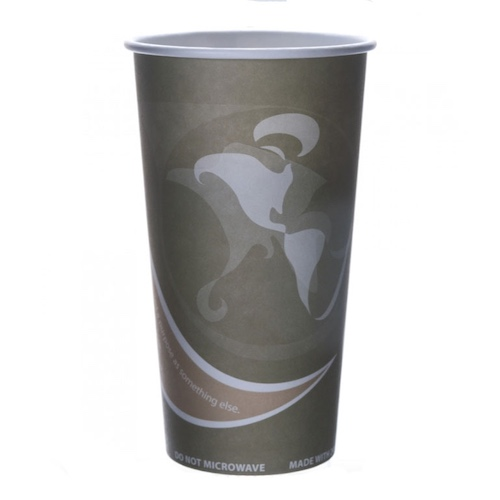 Eco-Products PCF Evolution World Hot Cup - 20 oz - EP-BRHC20-EW
