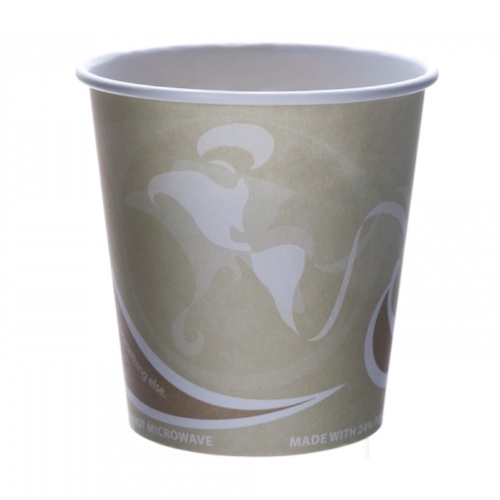 Eco-Products PCF Evolution World Hot Cup - 10 oz - EP-BRHC10-EW