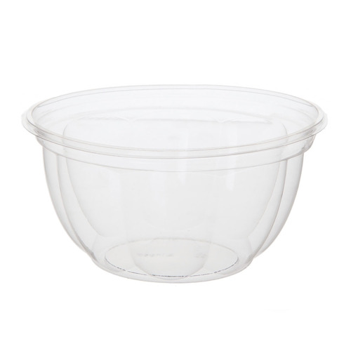 Eco-Products PLA Clear Salad Bowl - 18 oz - EP-SB18BASE