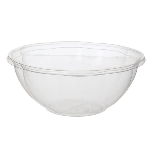 Eco-Products PLA Clear Salad Bowl - 24 oz - EP-SB24BASE
