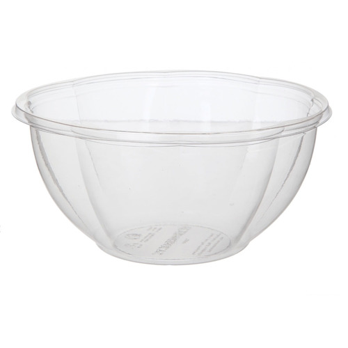 Eco-Products PLA Clear Salad Bowl - 32 oz - EP-SB32BASE
