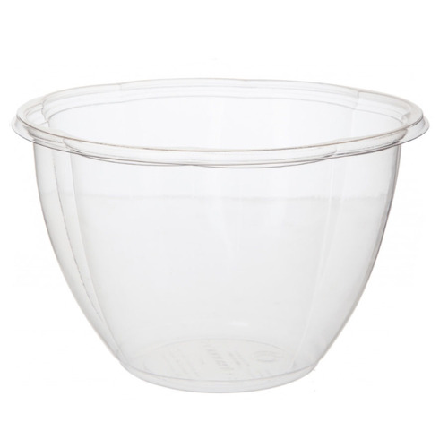 Eco-Products PLA Clear Salad Bowl - 48 oz - EP-SB48BASE