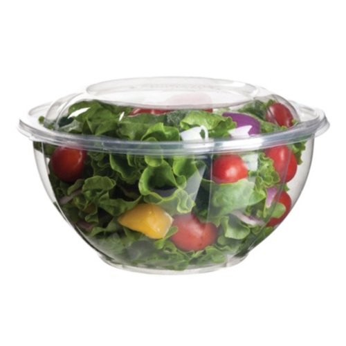 Eco-Products PLA Clear Lid Salad Bowl - 32 oz - EP-SB32