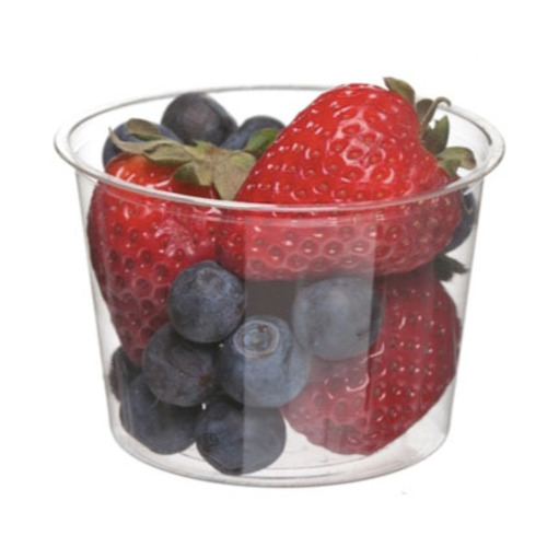 Eco-Products PLA Clear Portion Cup - 4 oz - EP-PC400