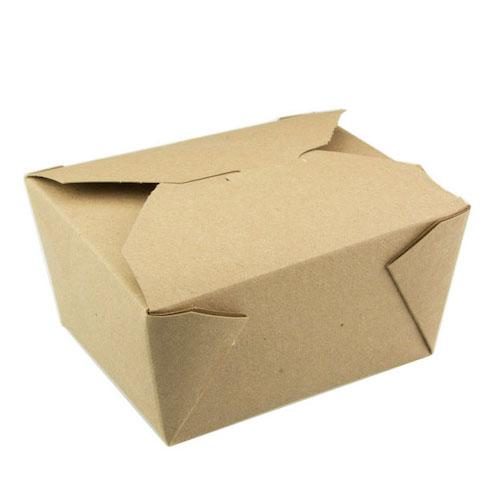 """EarthChoice Paper Kraft Box - 5"""" x 4.5"""" x 2.5"""" - SMB01KEC2"""