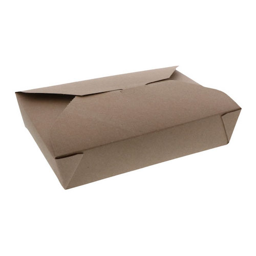 """EarthChoice Paper Kraft Box - 8.5"""" x 6.25"""" x 1.9"""" - SMB02KEC2"""