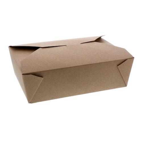 """EarthChoice Paper Kraft Box - 8.5"""" x 6.25"""" x 2.5"""" - SMB03KEC2"""