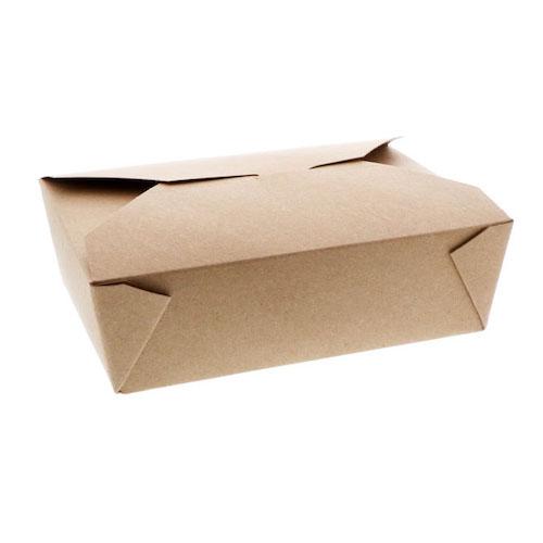 """EarthChoice Paper Kraft Box - 8.5"""" x 6.25"""" x 3.25"""" - SMB04KEC2"""
