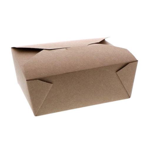 """EarthChoice Paper Kraft Box - 6.75"""" x 5.5"""" x 2.5"""" - SMB08KEC2"""