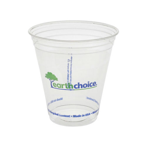 EarthChoice rPET Clear Print Cold Cup - 12-14 oz - YP1412CEC2