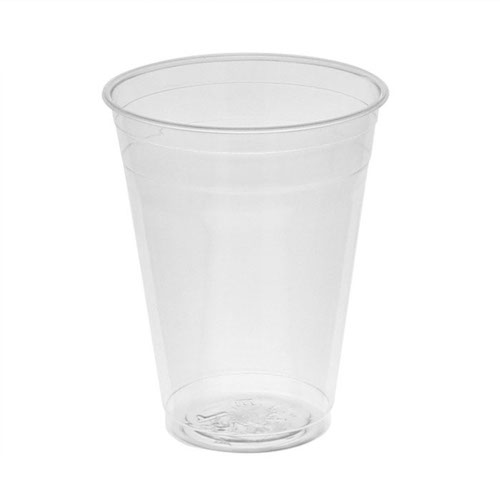 EarthChoice rPET Clear Cold Cup - 12 oz - YP12C