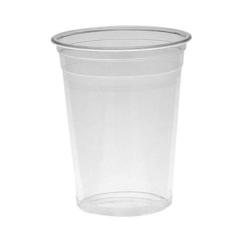 EarthChoice rPET Clear Cold Cup - 10 oz - YP10C