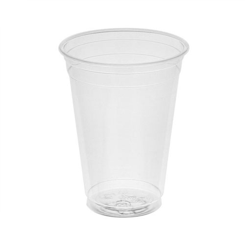 EarthChoice rPET Clear Tall Cold Cup - 9 oz - YP90C