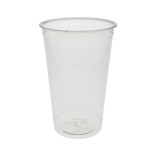 EarthChoice rPET Clear Cold Cup - 20 oz - YP20CA