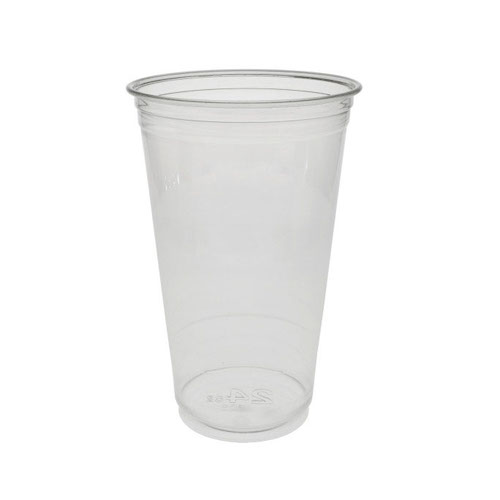 EarthChoice rPET Clear Cold Cup - 24 oz - YP24CA