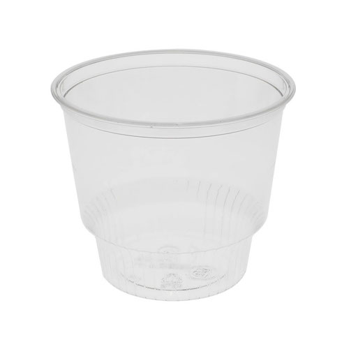 EarthChoice rPET Clear Sundae Portion Cup - 12 oz - YPS12C