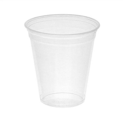 EarthChoice PLA Clear Cold Cup - 7 oz - YPLA7C