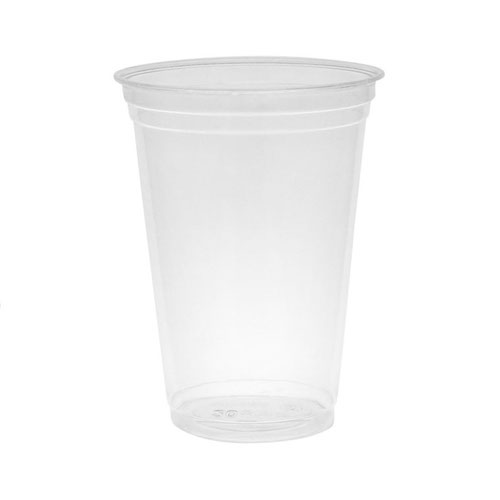 EarthChoice PLA Clear Cold Cup - 20 oz - YPLA21C